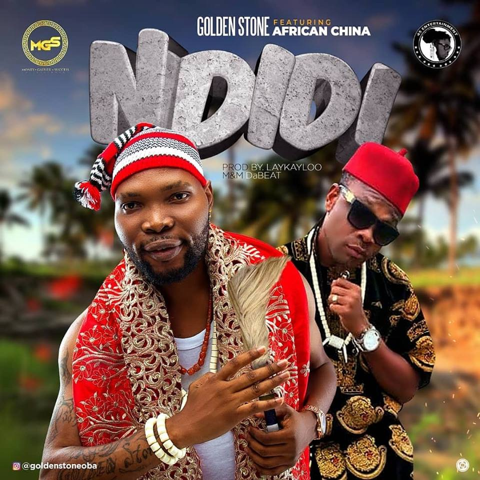 Download Music: Ndidi- Golden stone ft African China