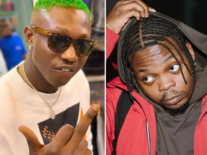 Zlatan Ibile Pays Tribute To Olamide, Shows 2017 Messages He Sent To Him Asking For Help