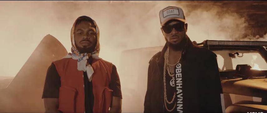 "Download Video: D'Banj – ""Mo Cover Eh"" ft. Slimcase"
