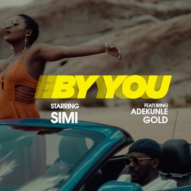 """Download Video + Music: Simi – """"By You"""" ft. Adekunle Gold"""