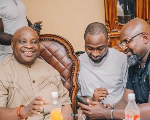 Davido's Uncle, Senator Adeleke Loses At The Supreme Court, Oyetola Remains Osun State Governor