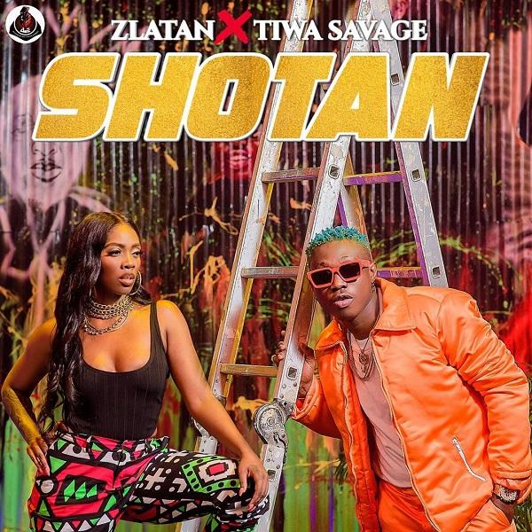 Download Video: Zlatan Ft. Tiwa Savage – Shotan