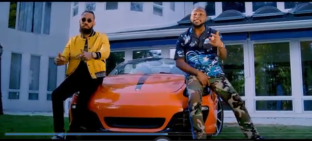 "Download Video: Phyno x Davido – ""Ride For You"""