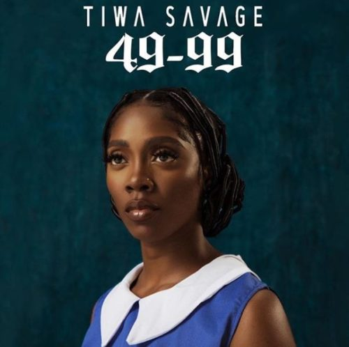 "Tiwa Savage Explains The Meaning Of Her New Single ""49-99"" In London 