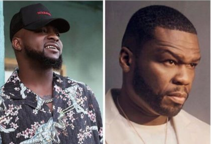 Watch Video: Davido Tells Story Of How 50 Cent Ignored Him In 2014