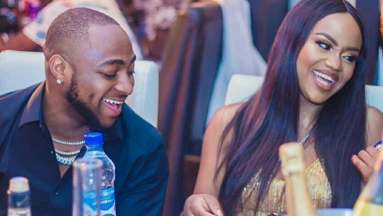 See Adorable Photo || Davido Welcomes His First Son & Child With Chioma