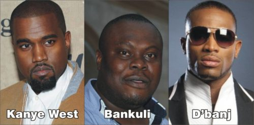 D'banj & Ex-Manager Bankuli Tear Each Other Apart As They Kick-Start Beef Over Kanye West