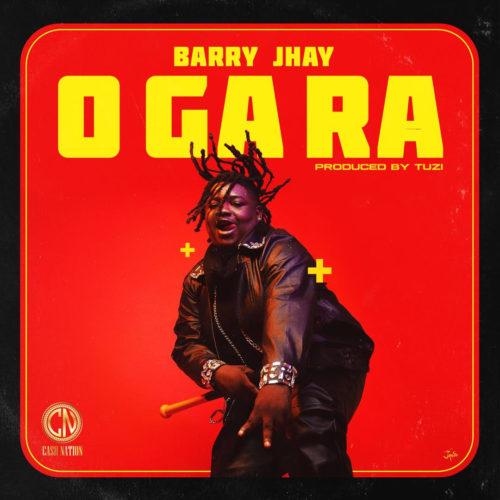 "Download Music: Barry Jhay – ""O Ga Ra"" (Prod. by Tuzi)"
