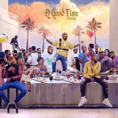 Album: Davido – A Good Time