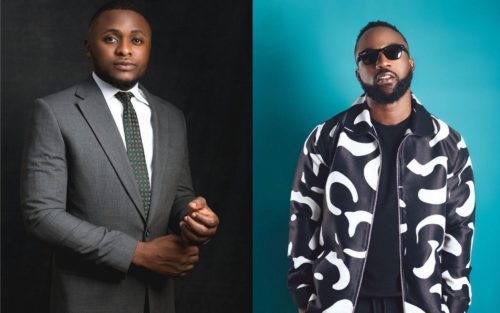 Beef Squashed? Iyanya Shows Gratitude To Former Partner; Ubi Franklin, Ahead Of Release Of New E.P