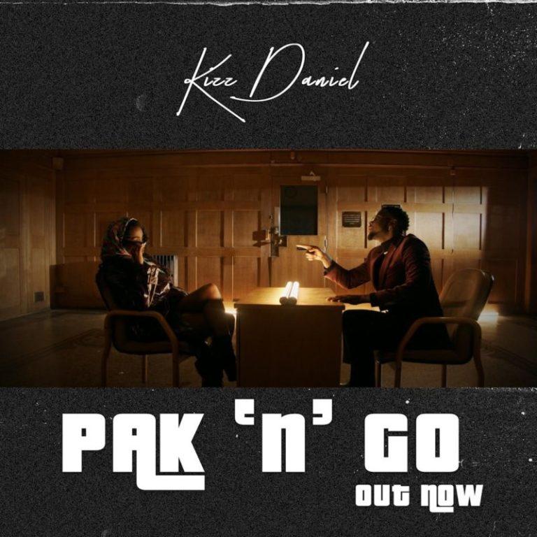 Video: Kizz Daniel – Pak N Go