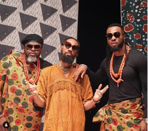 "Download Video: Phyno – ""Vibe"" ft. Flavour"