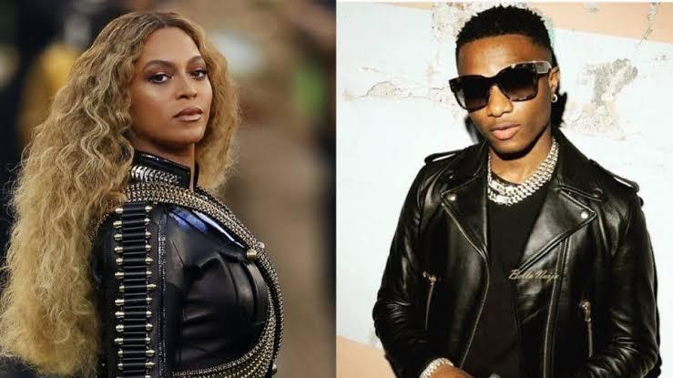 """Wizkid & Beyonce Begin Filming Music Video For """"Brown Skin Girl"""" In London"""