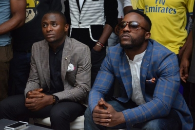 Ubi Franklin, Tekno & Iyanya Put End To Toxic Relationship As They Re-unite Again || See Pictures