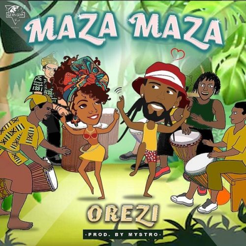 "Download Music: Orezi – ""Maza Maza"" (Prod. by Mystro)"