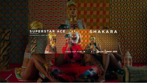 """Music + Video: Superstar Ace – """"Shakara"""" ft. DJ Jimmy Jatt x Zlatan"""