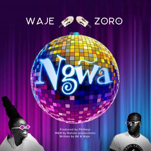 """Download Music: Waje – """"Ngwa"""" ft. Zoro"""