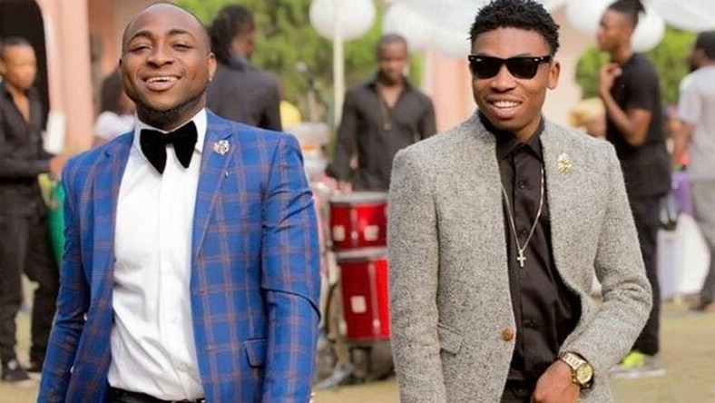 Mayorkun Almost Close To Tears After Davido Revealed How Proud He Is Of Him So Far