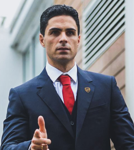 Arsenal confirm Mikel Arteta as new Head Coach
