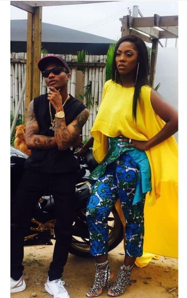 The Older The Berry, The Sweeter The Juice – Tiwa Savage Confirms Her Relationship With Wizkid || Watch Video