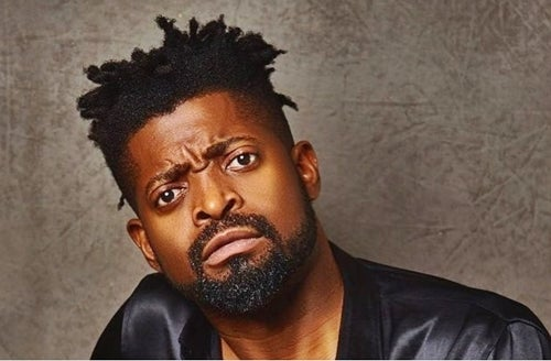 Basketmouth Thinks Speed Darlington Doesn't Have What It Takes To Be The Next Nigerian President