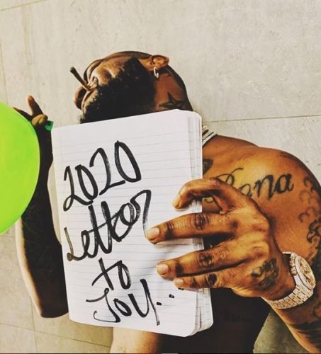"Snippet: Davido – ""2020 Letter To You"""