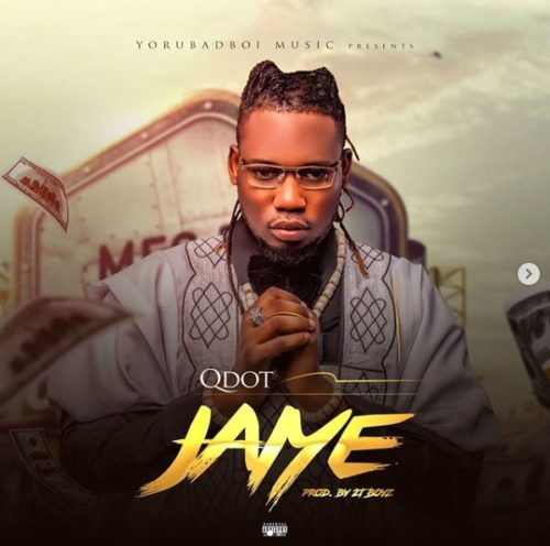 "Video + Audio: Qdot – ""Jaiye"""