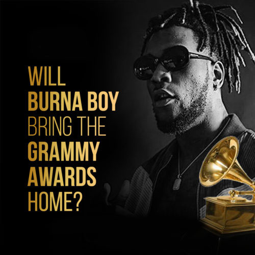 Will Burna Boy Bring The Grammy Award Home?