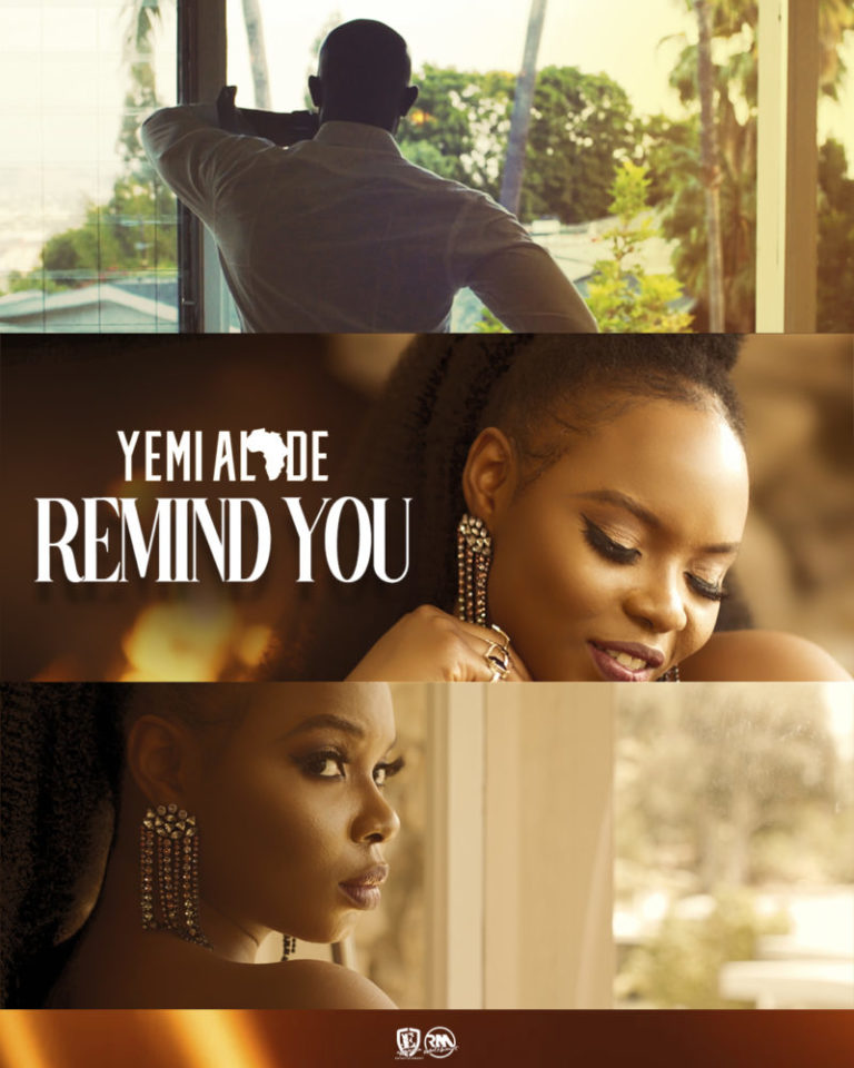 "Download Music: Yemi Alade – ""Remind You"" starring Djimon Hounsou"