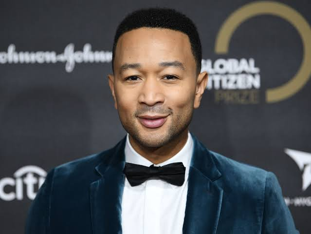 American Singer, John Legend Pays Secret Visit To Nigeria