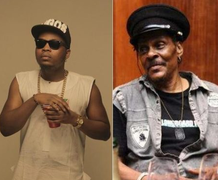 """Olamide Was The Only Nigerian Artiste That Paid My Hospital Bills"" – Majek Fashek"