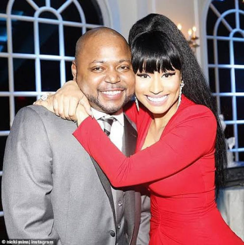 Nicki Minaj's Brother, Jelani Maraj Bags 25 Years Jail Sentence For Raping His Step Daughter