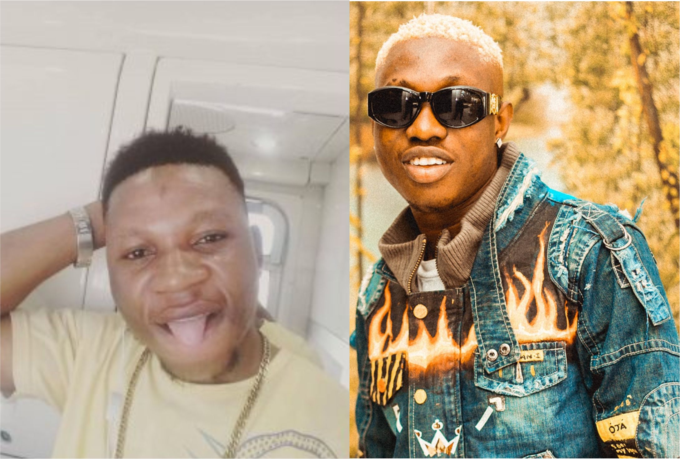 """""""Zlatan & His Gang Set Me Up & Left Me Severely Injured – Singer, Vico Cries Out"""