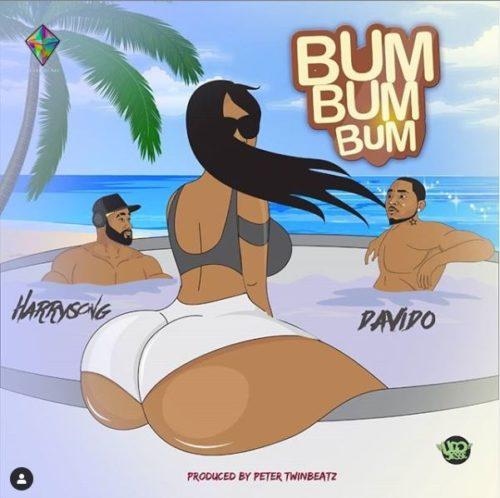 "Download Music: Harrysong x Davido – ""Bum Bum Bum"""