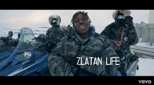 "Video: Zlatan – ""Life"""