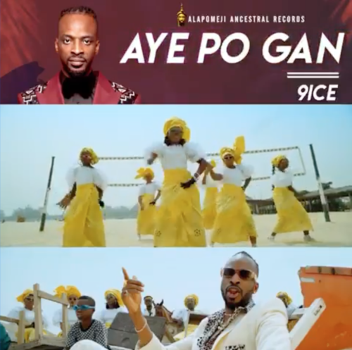 "Audio + Video: 9ice – ""Ayepo Gan"""