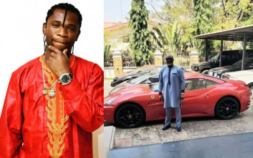 """He's Mad That I Casted His Vote"" – Speed Darlington Taunts Dino Melaye Again"