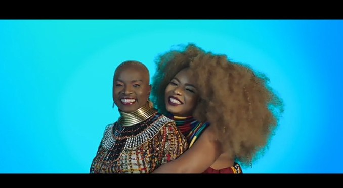 "Download Music + Video: Yemi Alade ""SHEKERE"" ft Angelique kidjo"