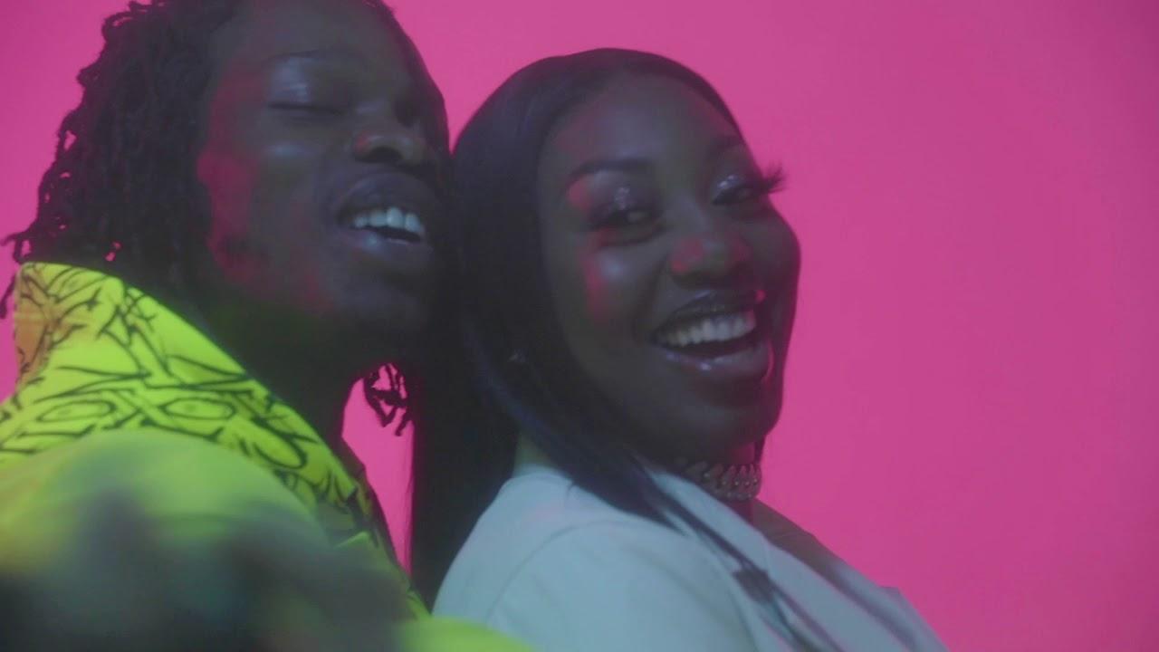 "Video: Naira Marley x Ms Banks – ""Anywhere"""