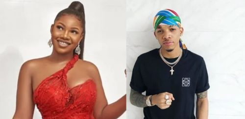Tekno & Big Brother Star, Tacha Spark Dating Rumors After Openly Declaring Love For Each Other