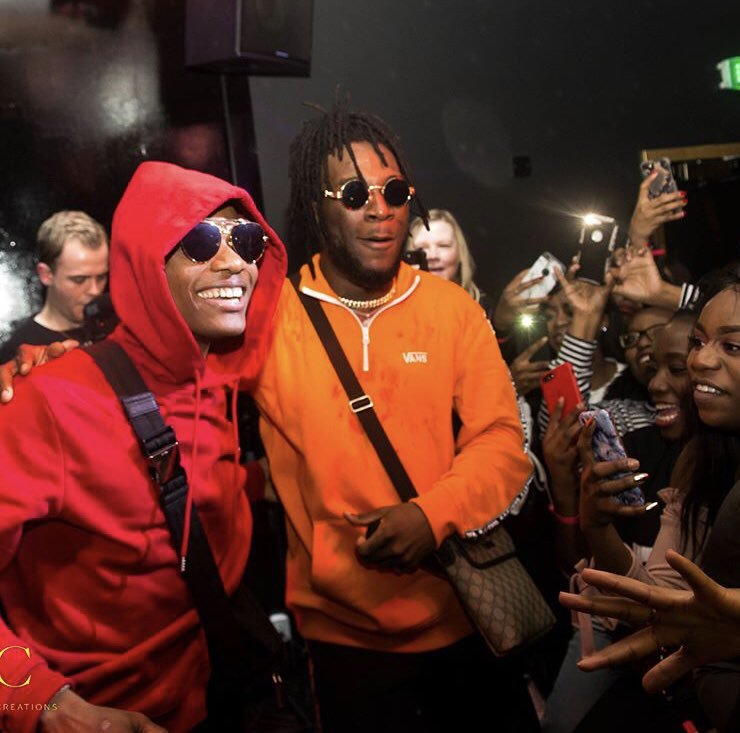 """""""Wizkid Is My Brother & I Love Him To Death"""" – Burna Boy Speaks On Beef With The Singer"""