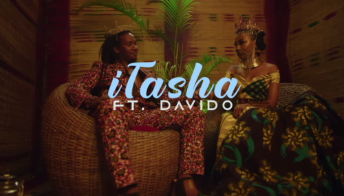 "Download Music + Video: iTasha x Davido – ""Sheri"""