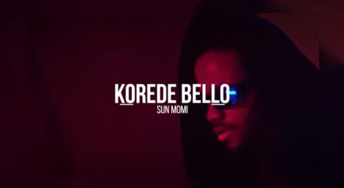 """Video: Korede Bello – """"Sun Momi"""""""