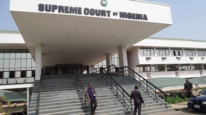 Breaking New: Imo Governorship, Supreme Court dismisses Ihedioha's application to reverse ruling