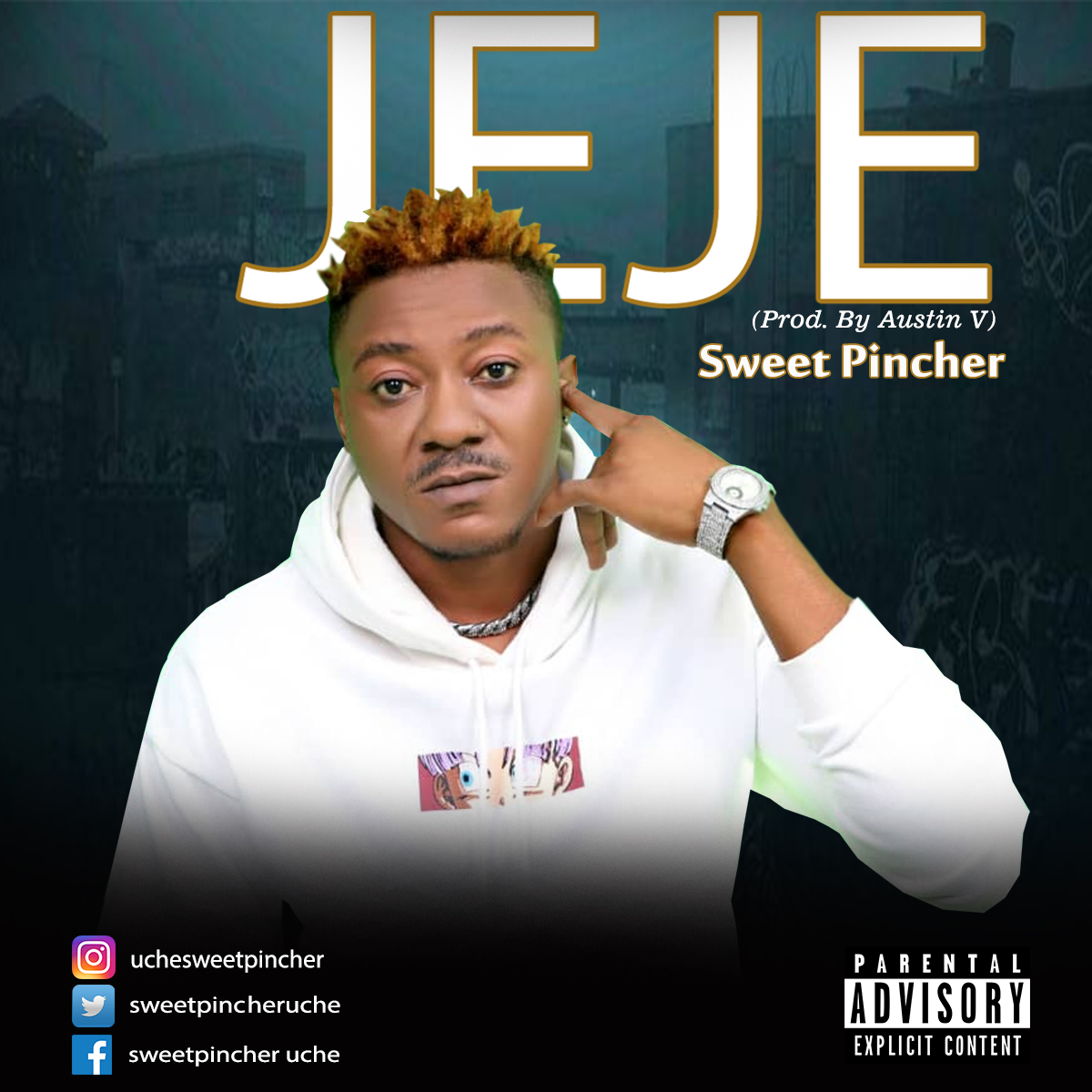 "Download Music: Sweet Pincher – ""JEJE"""