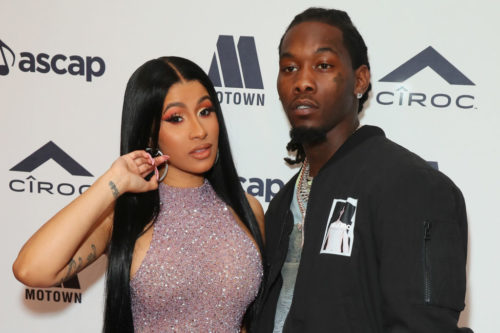 Watch Video || Cardi B & Offset Get Freaky While Dancing To Wurld's and Sarz's Hit Track 'Mad'