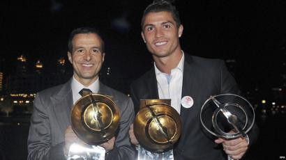 Coronavirus: Cristiano Ronaldo and his agent Jorge Mendes donate €1m, days after providing 1,000 masks & 200,000 protective gowns