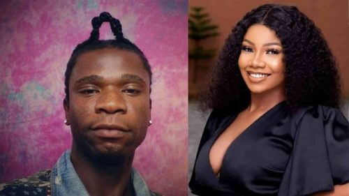Speed Darlington Vows To Teach BBnaija's Tacha How To Love When He Becomes President In 2023