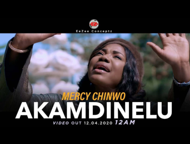 "Video: Mercy Chinwo – ""Akamdinelu"""