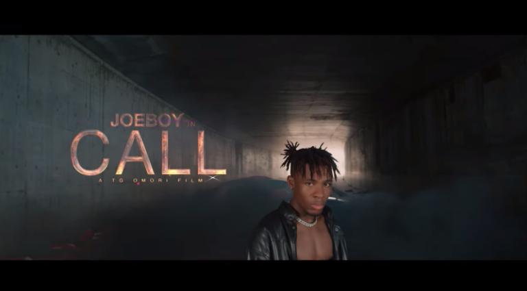 "Video: Joeboy – ""Call"""